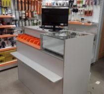 Кассовая зона для магазинов электроники
