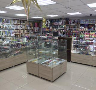 Магазин товаров для хобби и рукоделия