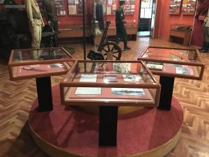 Стеклянные витрины для музея